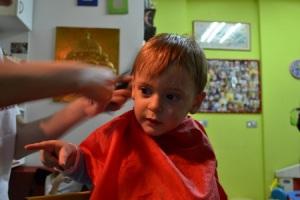Decije šišanje