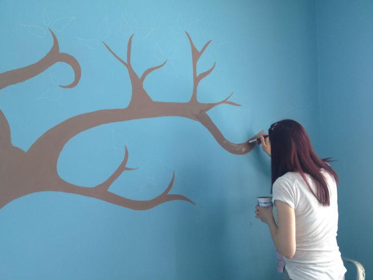 Naslikajte drvo
