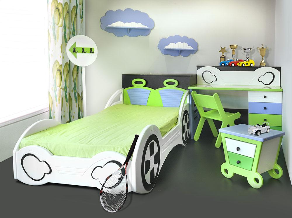 Dečija soba auto
