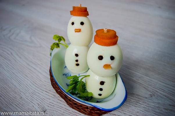 sneško jaje
